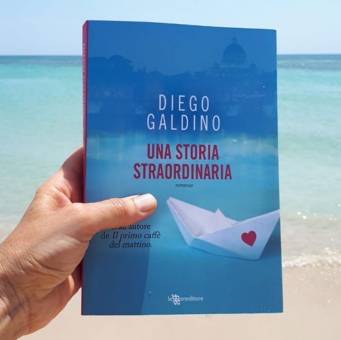 Una storia straordinaria di Diego Galdino, lo scrittore che fa il barista.