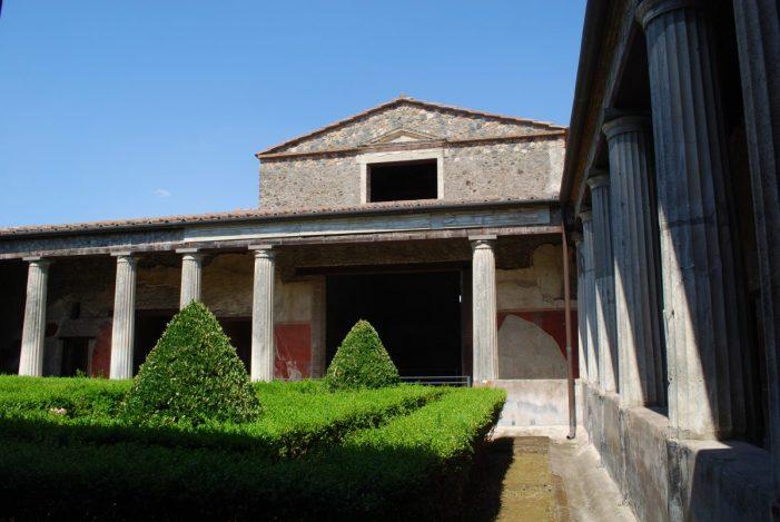 Scavi di Pompei: un must dell'estate 2020