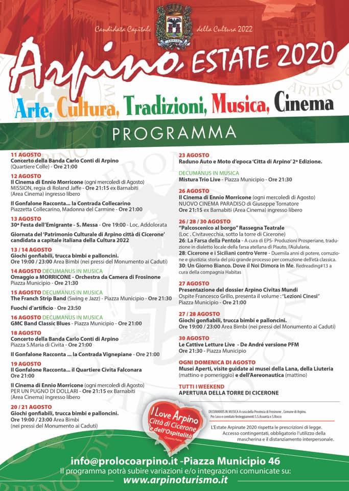 festival arpino