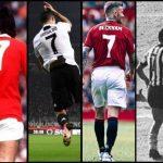 I Sette numeri 7 più forti del calcio