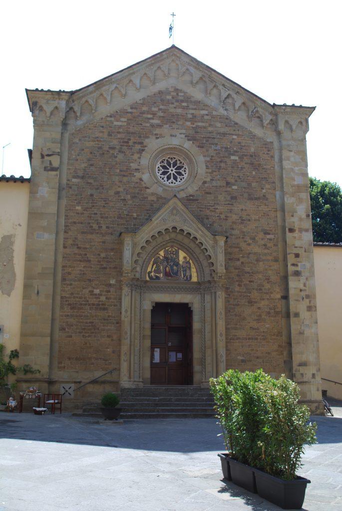Arezzo Santi Michele e Adriano
