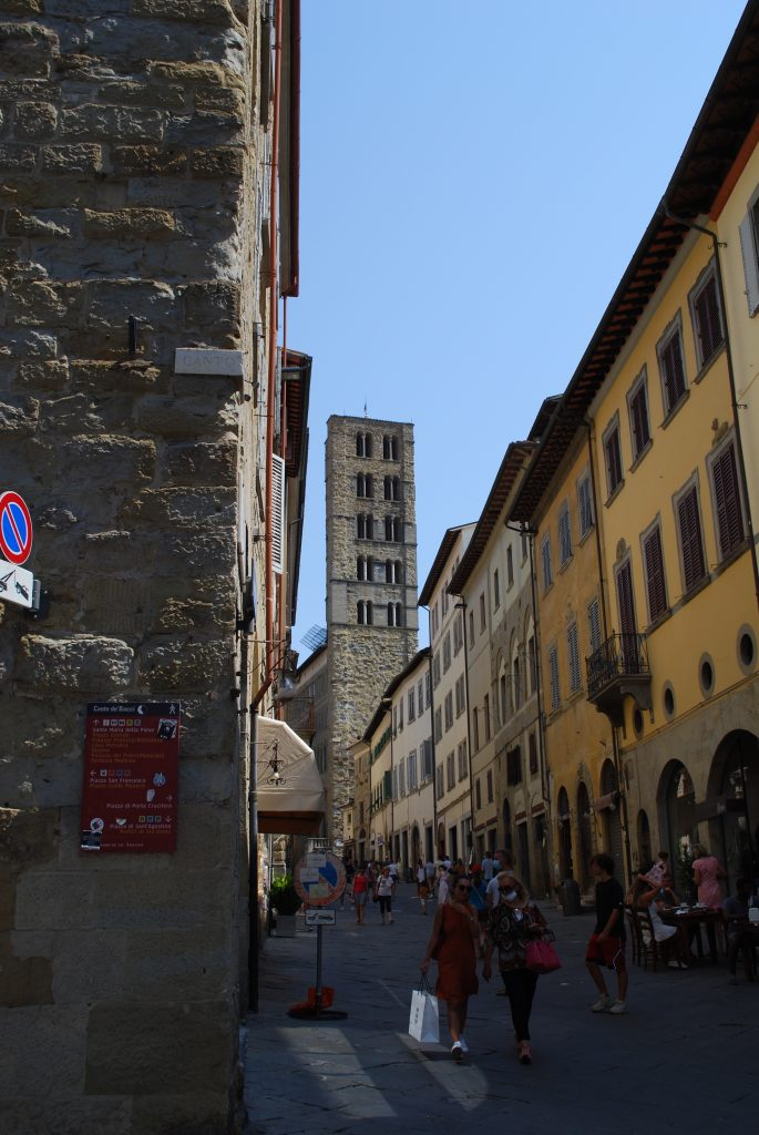 Arezzo Extra Time