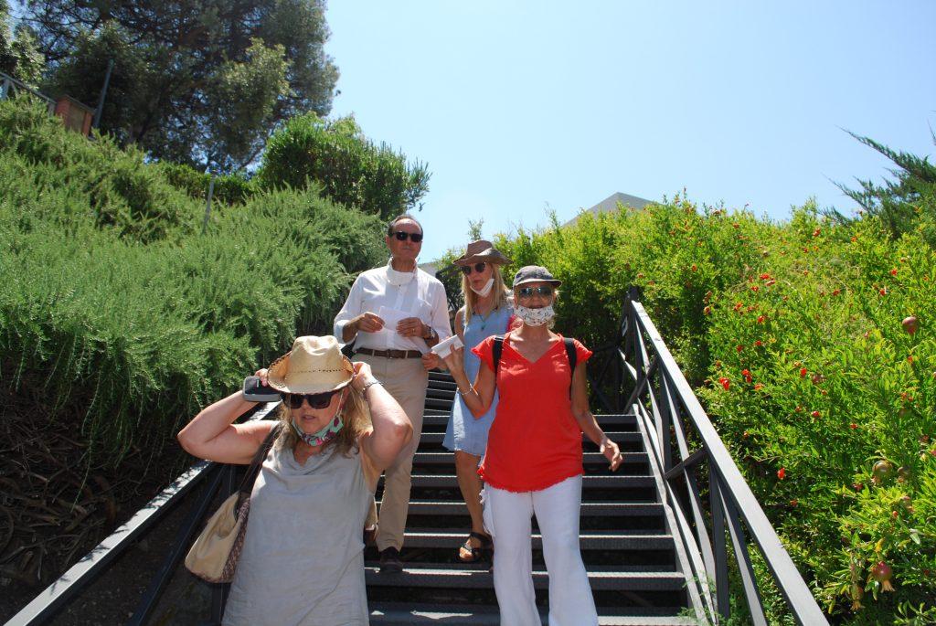 visitare Pompei Covid