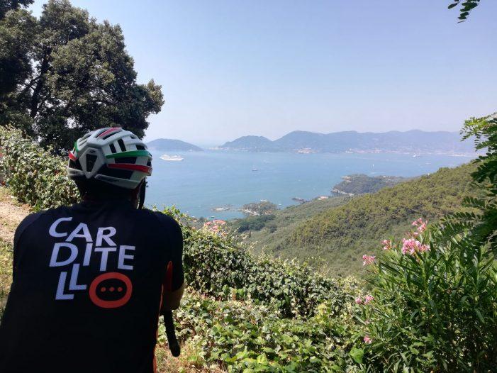 """I ciclisti del Real Sito di Carditello promuovono la Reggia da Torino alle """"Due Sicilie"""""""