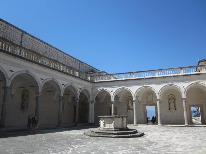 Andate in pace…all'Abbazia di Montecassino