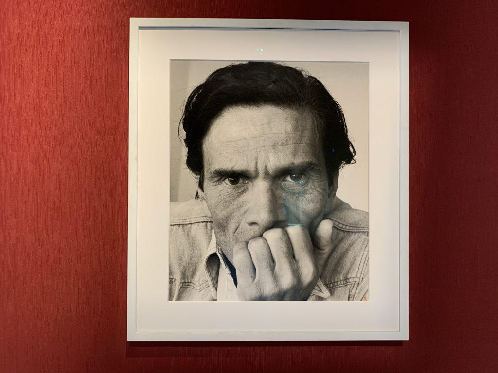 Incontri a Sutri. Pasolini. Foto MyWhere