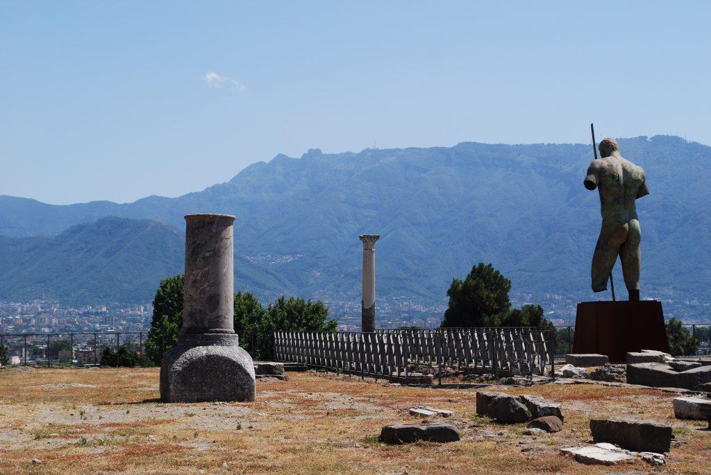 visitare Pompei Vuota per Covid foto MyWhere