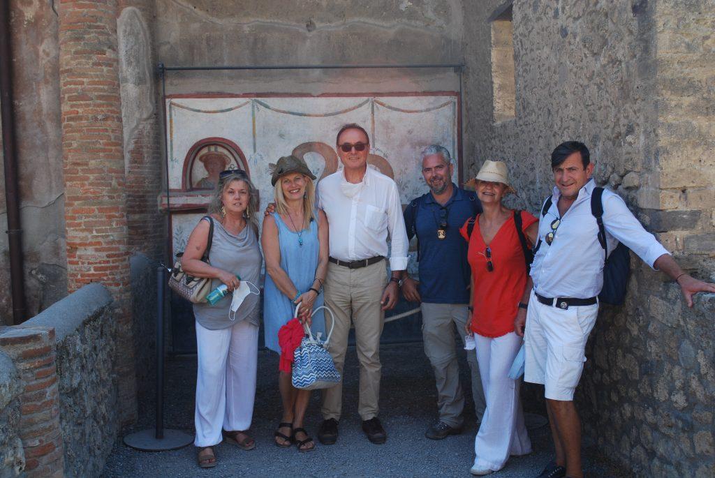 Pompei deserta. Foto MyWhere copyright