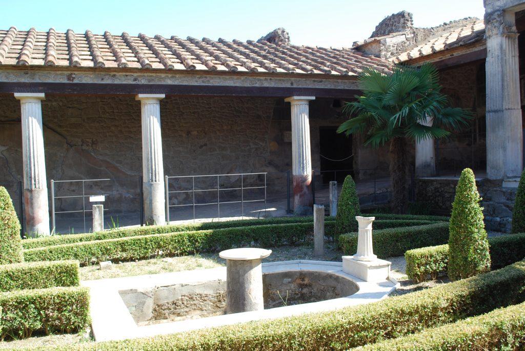 Pompei deserta al tempo del Covid Foto Mywhere