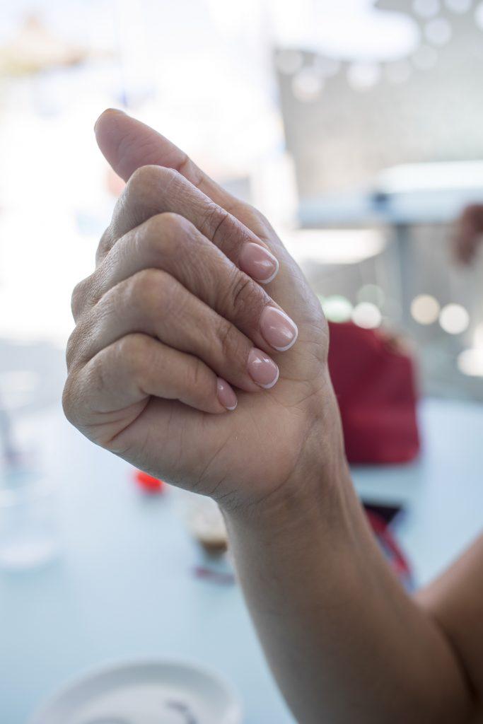 Manicure curato Foto Marco Serri