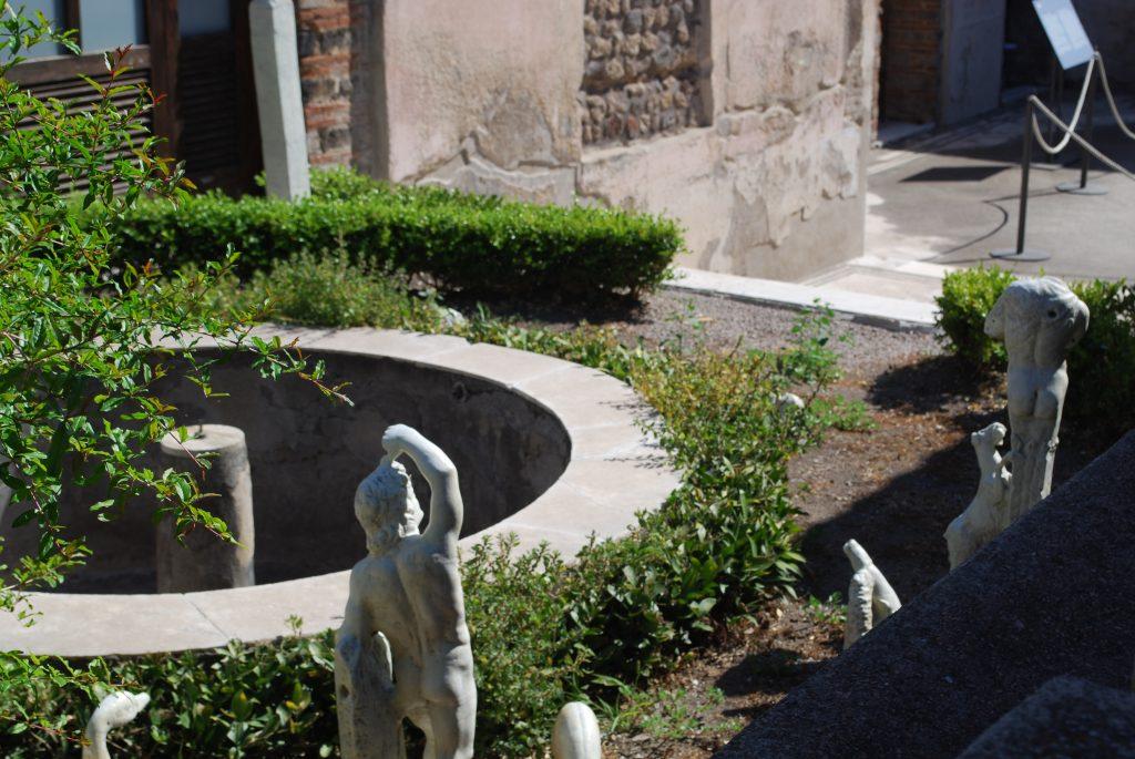 visitare Pompei Covid foto Mywhere