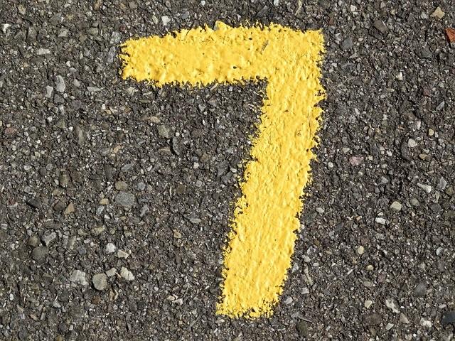 Settembre: la magia del numero 7 sotto il segno di MyWhere