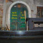 Acqua Alta Venezia 2020