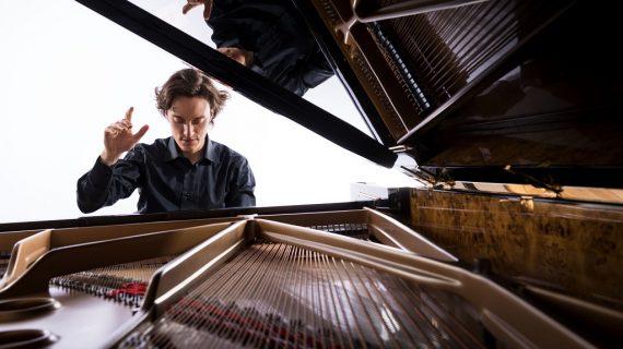 Vite Parallele: Beethoven e Schubert protagonisti al Festival Pianistico Internazionale