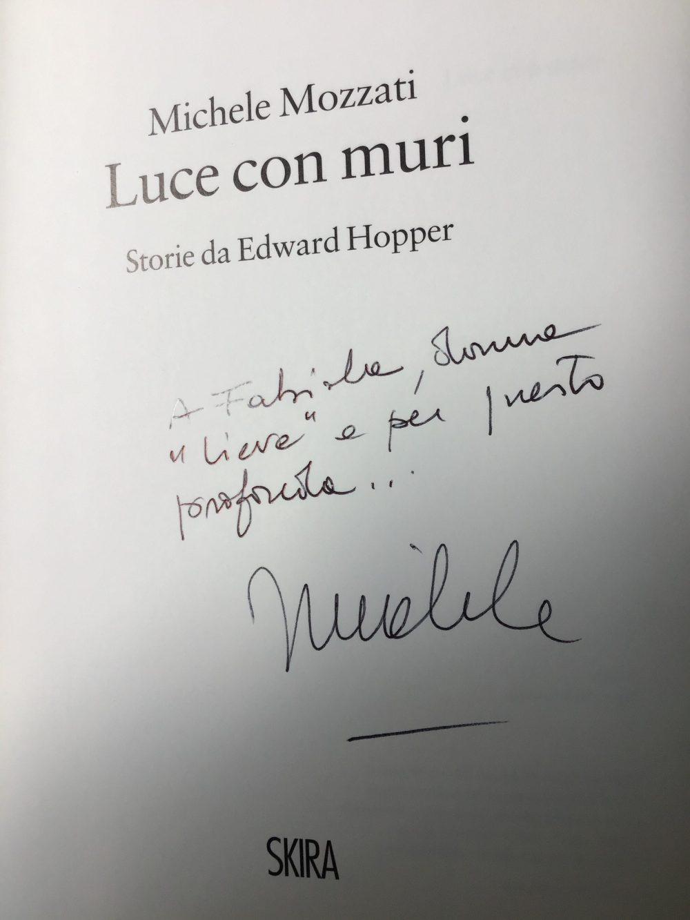Storie da Edward Hopper di Michele Mozzati