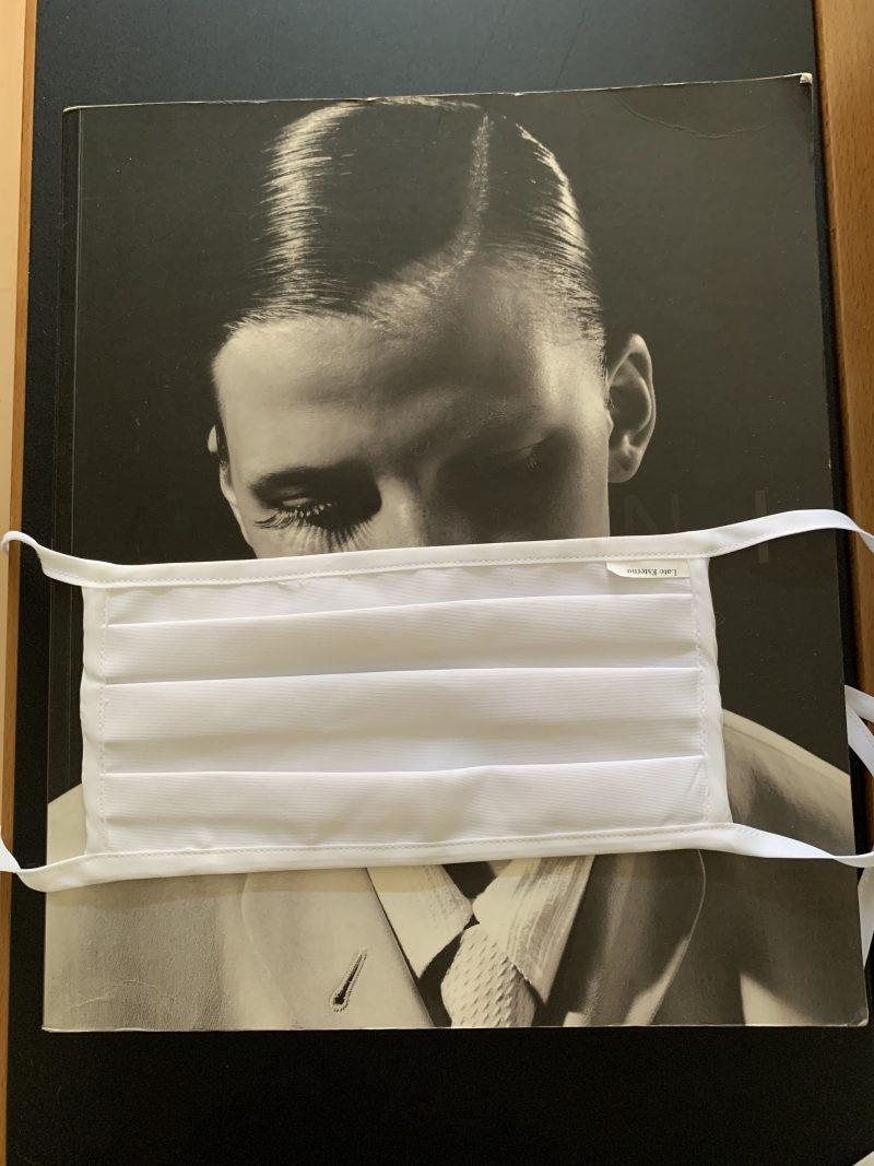 Mascherina e moda, da dispositivo di protezione a capo di abbigliamento
