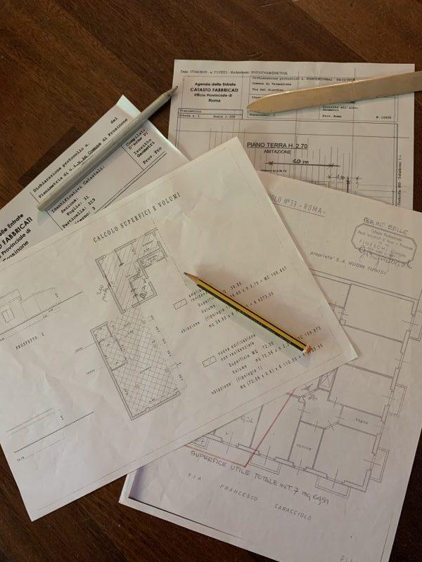 Planimetria della casa