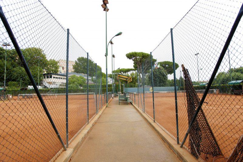 Campo da TENNIS foto MyWhere©