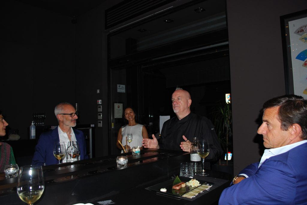 Yukari e Massimo Viglietti Mywhere