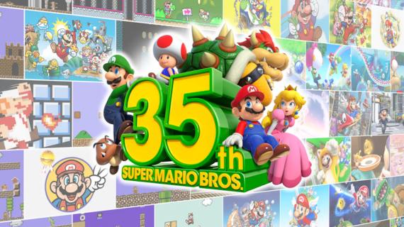 It's a me, Mario! 19 curiosità su Super Mario per festeggiare i suoi 35 anni