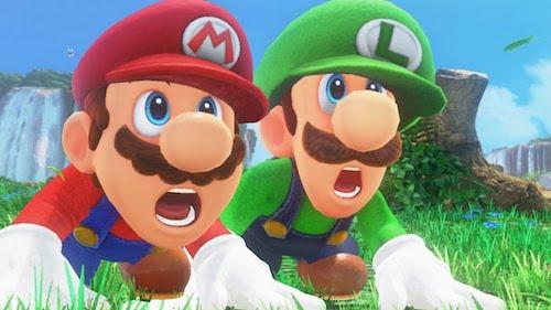 Curiosità su Super Mario