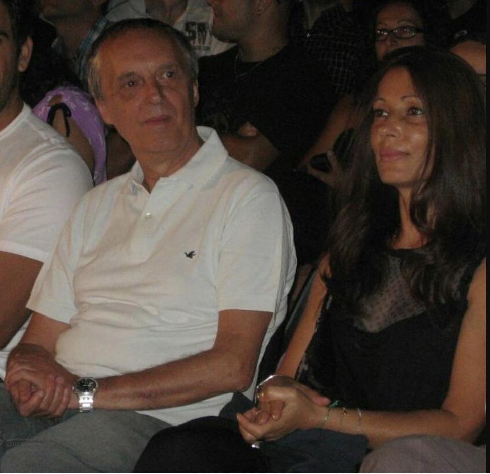 Angela Sercia Dario Argento