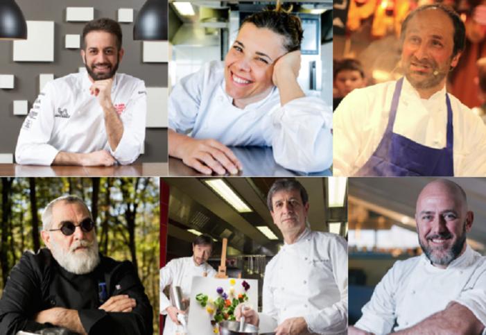 Le Stelle del Lazio, al ristorante Moma 5 serate con i migliori Chef regionali