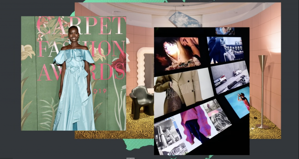 Green Carpet Fashion Awards 2020