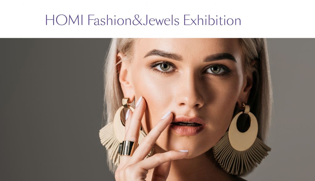 HOMI Fashion&Jewels Exhibition