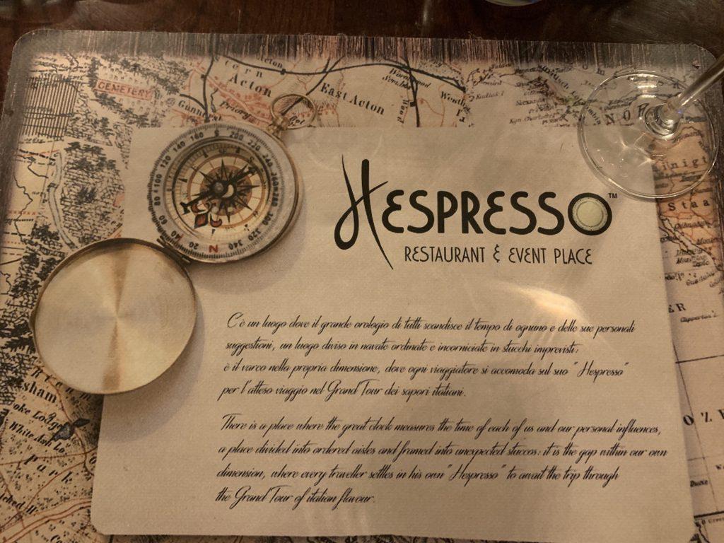 Hespresso Foto Mywhere