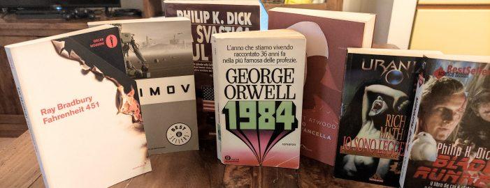 Il romanzo distopico. Da Orwell agli Hunger Games