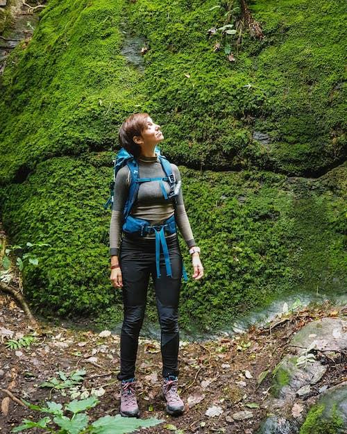 Marika presso gli Orridi di Uriezzo. Foto dalla pagina Facebook di My Life in Trek