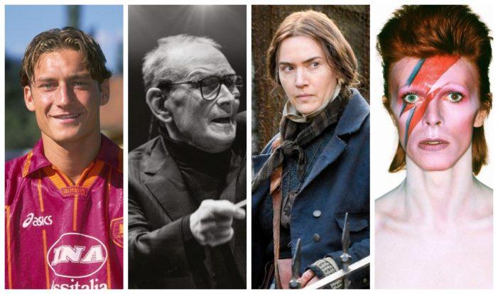 Morricone, Pixar, Totti e distanziamento sociale: l'Anno Zero della Festa del Cinema di Roma