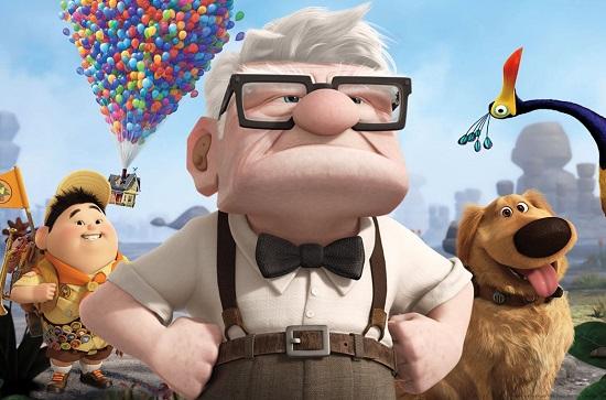 I migliori film Disney Pixar