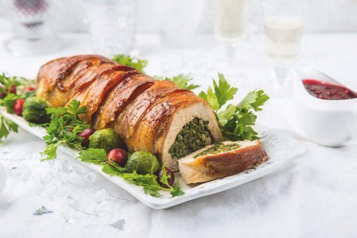 Thanksgiving Day, Giorno del Ringraziamento, a tavola con lo chef