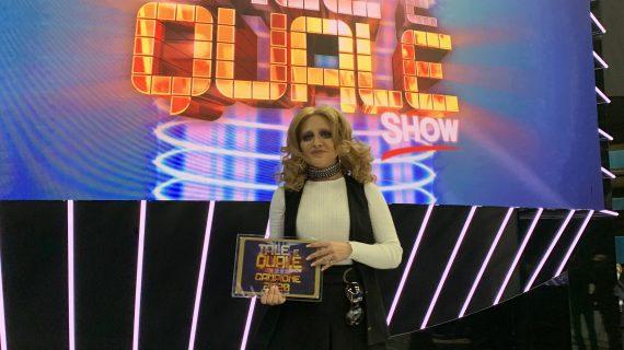 Vincere a Tale e quale show ci fa scoprire una Lidia Schillaci inedita