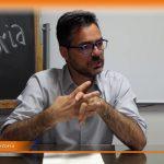 Adriano Di Gregorio Lezioni di storia su Youtube