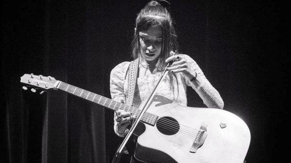 Anna Mancinie l'arte della chitarra