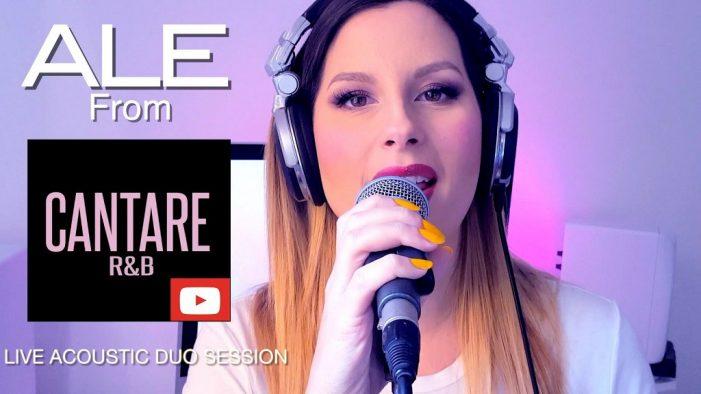 Let's Sing con la vocal coach più in voga di YouTube: l'intervista ad Ale. di Cantare R&B