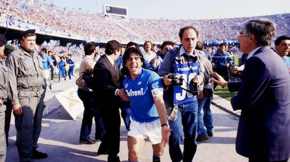 """Io, Maradona e quel volo Madrid-Roma"" L'ex presidente del Latina Roberto Papaverone ricorda Diego"
