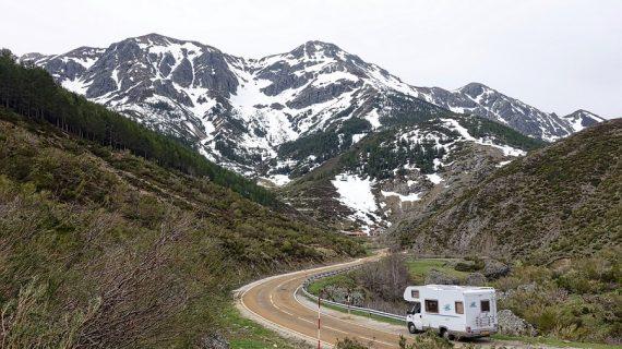 Vacanze in camper: sapete come gestire la distribuzione dei carichi?