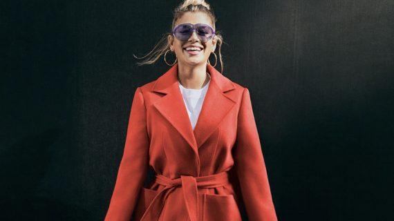 Nessuna sfumatura di marrone nel suo guardaroba: il RED diEmma Marrone