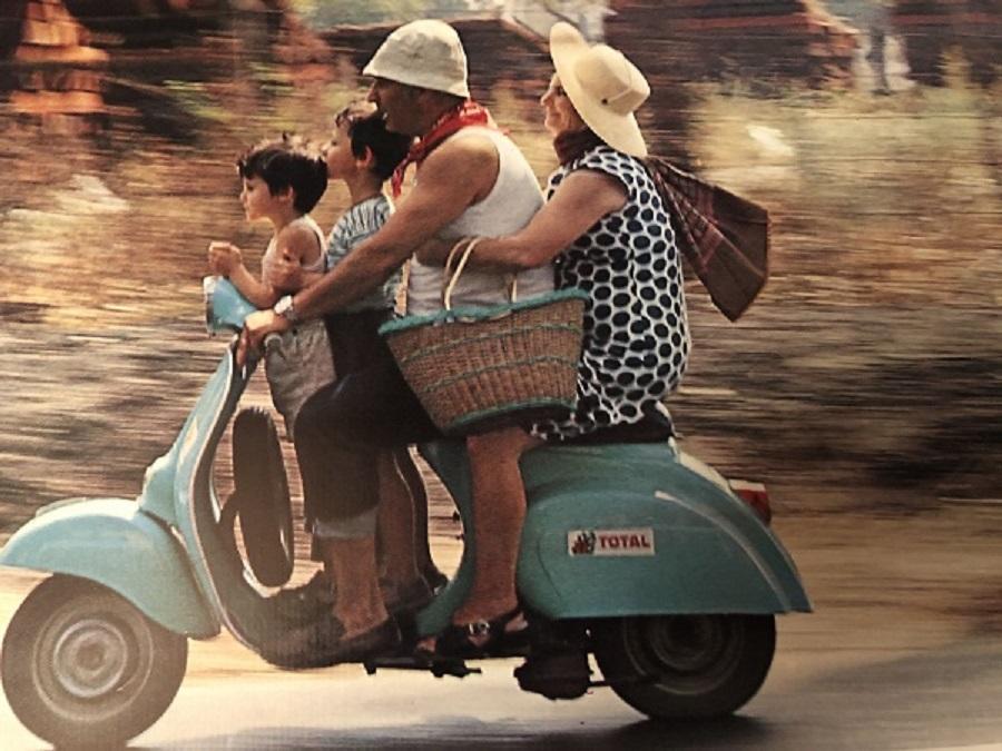 Italia mia: le fotografie di Gina Lollobrigida