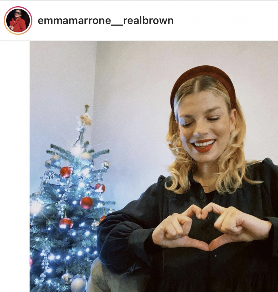 Instagram Emma Marrone