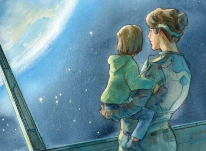 La Luna e l'Eden: il fantasy al femminile di Laura Silvestri