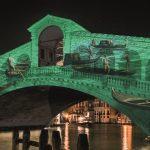 Brindare al nuovo anno in previsione del milleseicentesimo anniversario della fondazione di Venezia