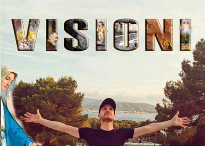 L'Art Director UNESCO Maximo De Marco racconta il suo incontro con Gesù