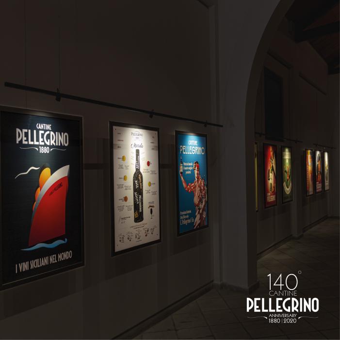 140 anni di Cantine Pellegrino: riscoprire la storia del vino attraverso la pubblicità