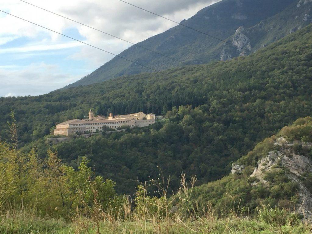 Foto MyWhere abbazia di Trisulti in Ciociaria