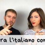 Imparare l'italiano su YouTube divertendosi. A lezione da LearnAmo
